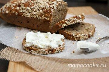 Рецепт бездрожжевого хлеба